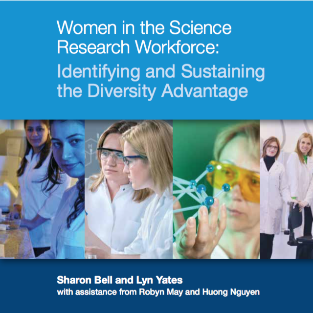 Women in Science Report 2015