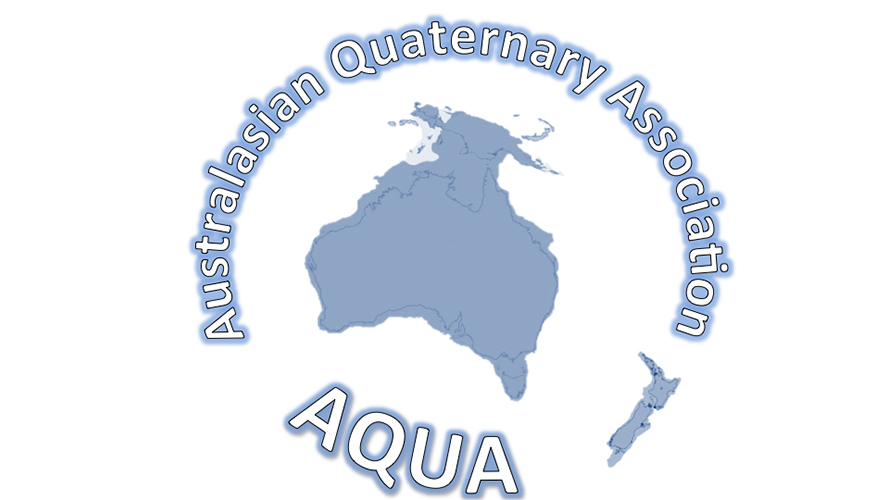 Australasian Quaternary Association logo