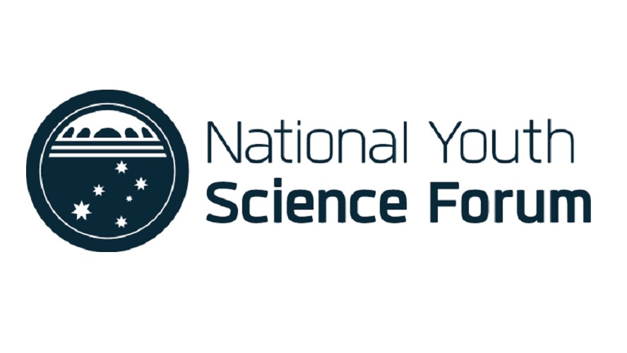 National Youth Science Forum logo