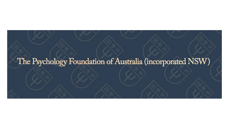 Psychology Foundation of Australia