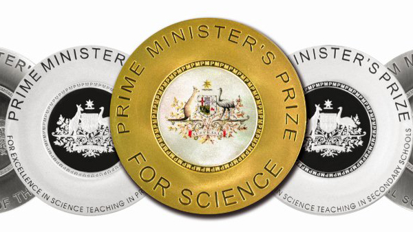 Prime Ministers Prizes for Science medals
