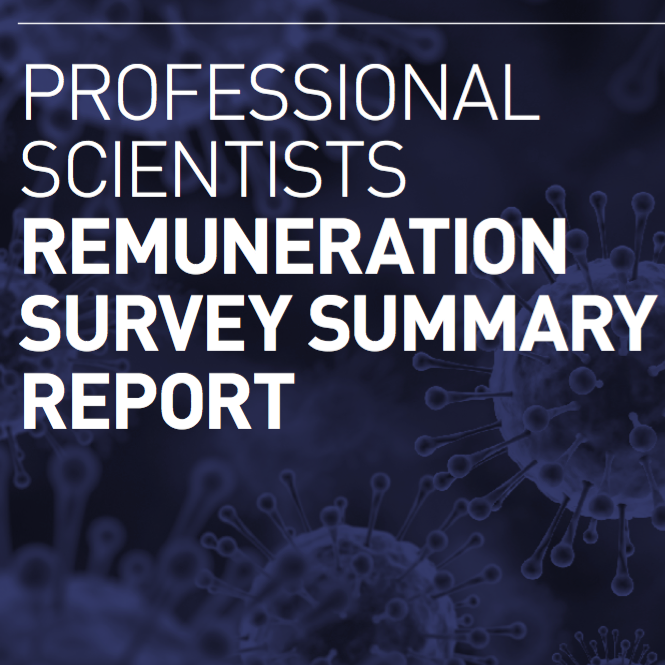 2015 Scientists Remuneration survey report
