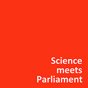 Science meets Parliament logo