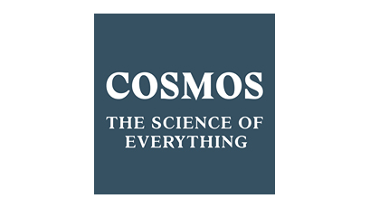 Cosmos magazine logo