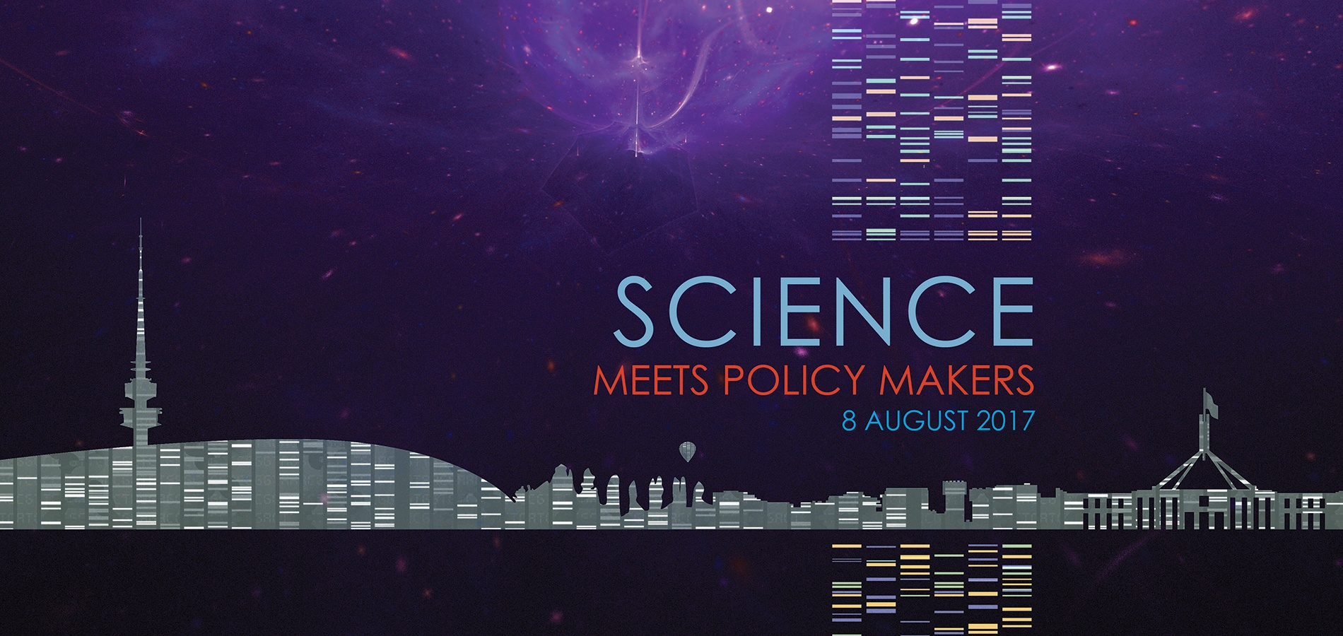 Science meets Policymakers banner