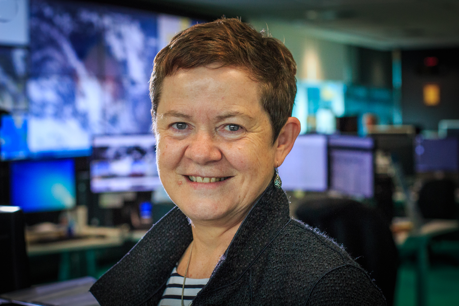 Dr Sue Barrell - Deputy Director, Observations and Infrastructure at Bureau of Meteorology