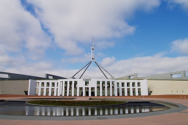Act Canberra Capital Parliament House Australia
