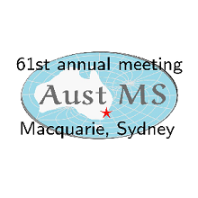 61st annual meeting of the Australian Mathematical Society