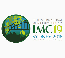 19th International Microscopy Congress logo