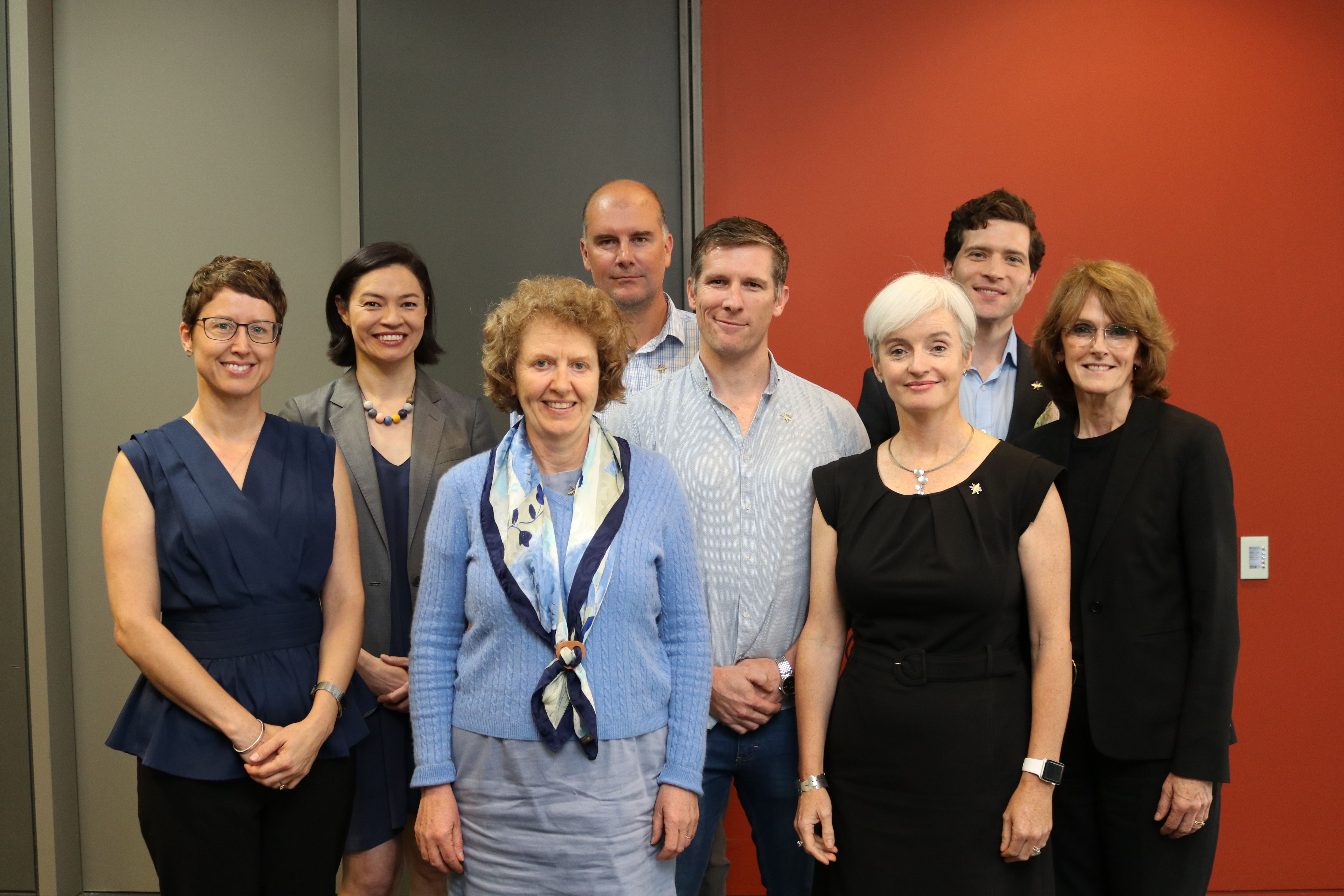Science and Technology Australia Executive