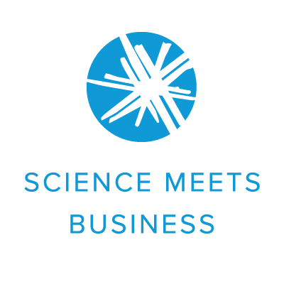 Science meets Business logo