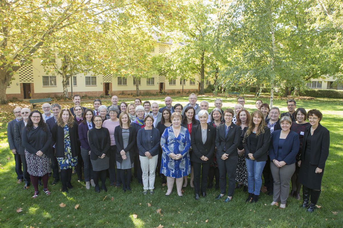 Science and Technology Australia members' leaders in Canberra for the President and CEO Forum.