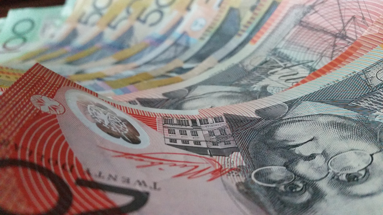 picture of Australian currency