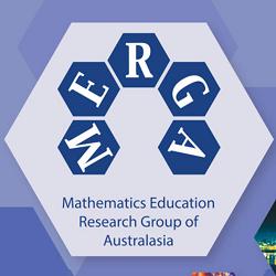 MERGA 2019 conference logo