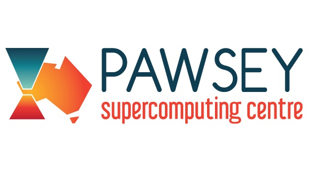 Pawsey logo