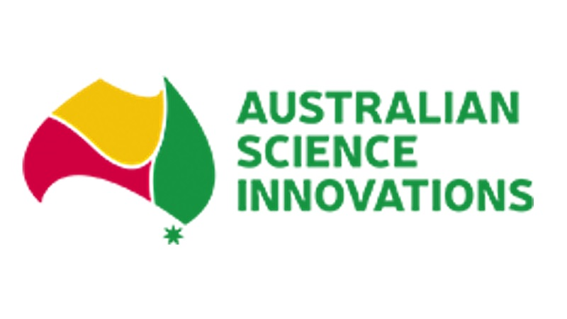 Australian Science Innovators logo
