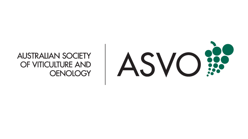 Australian Society of Viticulture and Oenology logo