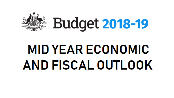 Mid year economic and fiscal outlook