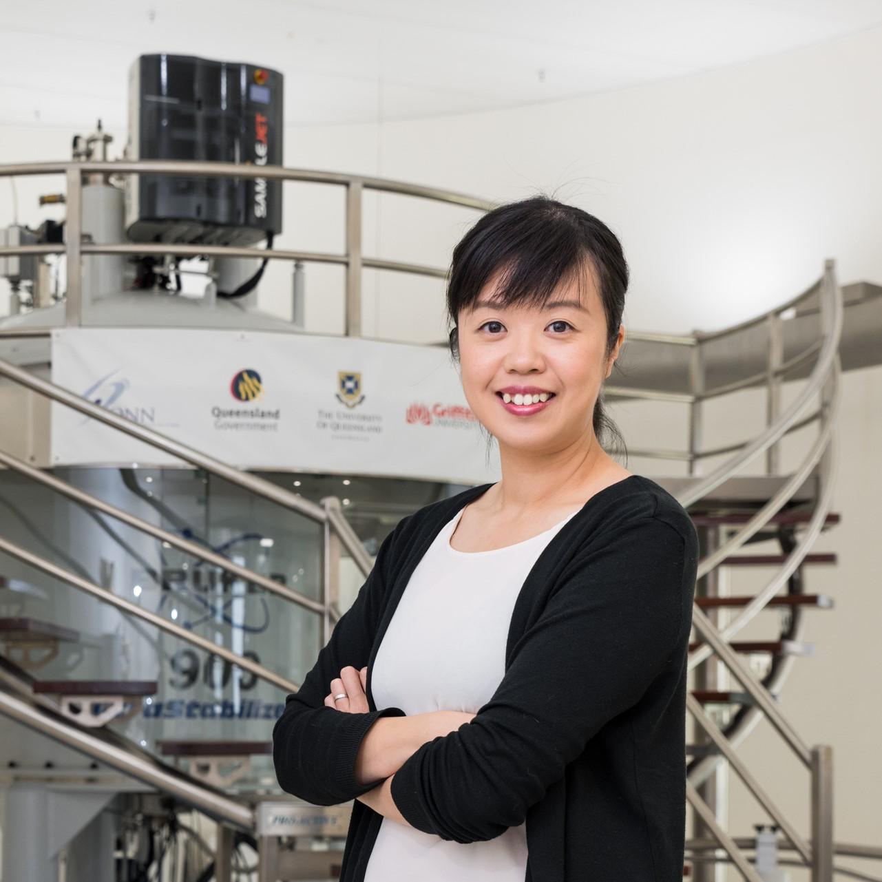 Dr Yanni Chin