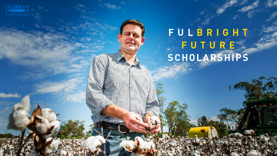 Fulbright Future Scholar Craig Baillie