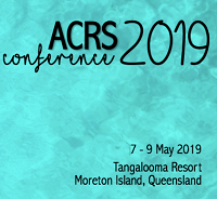 2019 ACRS Conference