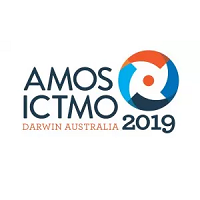 logo for AMOS ICTMO 2019