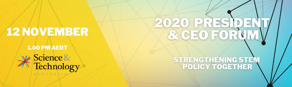 2020 STA President & CEO Forum