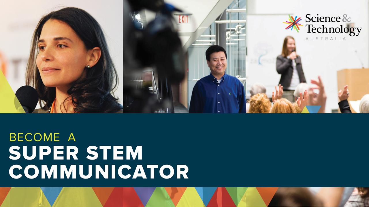 Super STEM Communicator Brochure