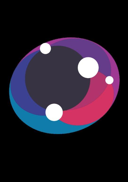 HIGH RESOLUTION VECTOR Logo Colour on trans ground
